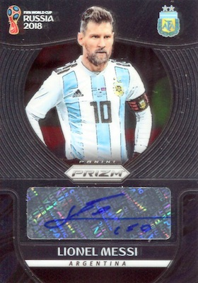 Top Lionel Messi Soccer Cards to Collect 15