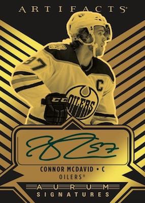 2019-20 Upper Deck Artifacts Hockey Cards 6
