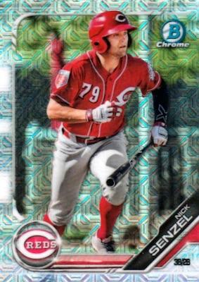 2019 Bowman Chrome Mega Box Variations Baseball Guide 8
