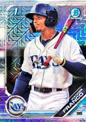 2019 Bowman Chrome Mega Box Variations Baseball Guide 17
