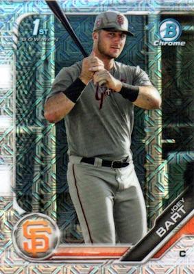 2019 Bowman Chrome Mega Box Variations Baseball Guide 13