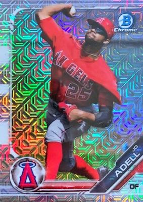 2019 Bowman Chrome Mega Box Variations Baseball Guide 5