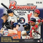 2019 Bowman Mega Box Chrome Baseball Cards