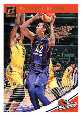 2019 Donruss WNBA Basketball Cards 3