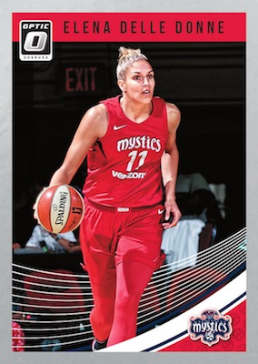 2019 Donruss WNBA Basketball Cards 4