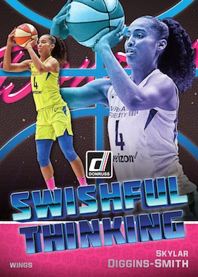 2019 Donruss WNBA Basketball Cards 5