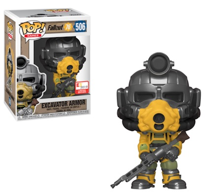 2019 Funko Pop E3 Exclusive Figures Guide 2
