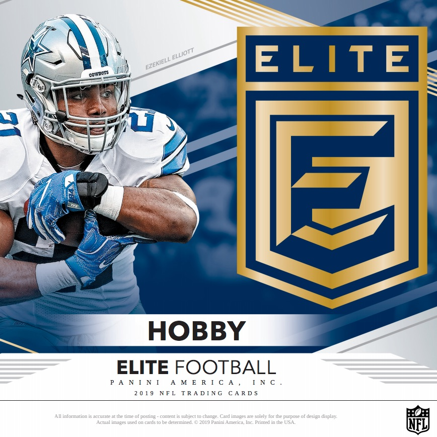Best 2019 Football Cards 2019 Panini Donruss Elite Football Checklist, NFL Boxes, Details, Date