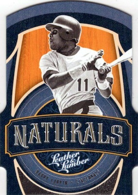 2019 Panini Leather & Lumber Baseball Cards 45