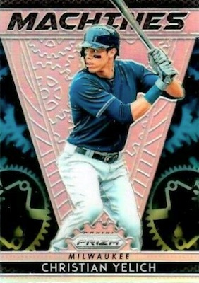 2019 Panini Prizm Baseball Cards 33