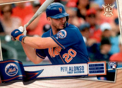 Pete Alonso Rookie Cards Checklist Top Prospects Rc Gallery Guide
