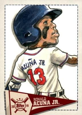2019 Topps Big League Baseball Cards 4