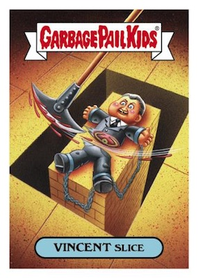 2019 Topps Garbage Pail Kids Revenge of Oh, The Horror-ible Trading Cards 1