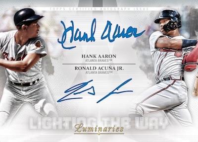 2019 Topps Luminaries Baseball Cards 5