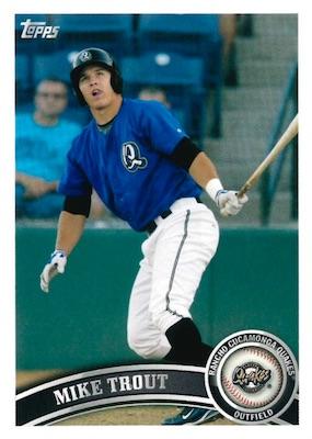 2019 Topps Pro Debut Baseball Cards