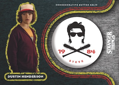 2019 Topps Stranger Things Welcome to the Upside Down Trading Cards 8