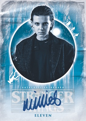 2019 Topps Stranger Things Welcome to the Upside Down Trading Cards 6