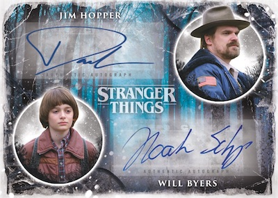 2019 Topps Stranger Things Welcome to the Upside Down Trading Cards 7