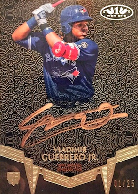 Top Vladimir Guerrero Jr. Rookie Cards and Prospects 21