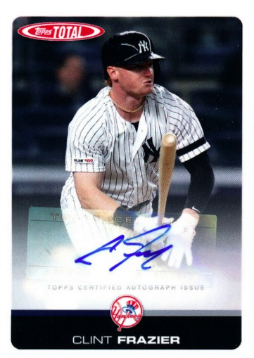2019 Topps Total Baseball Cards - Wave 9 Checklist 6
