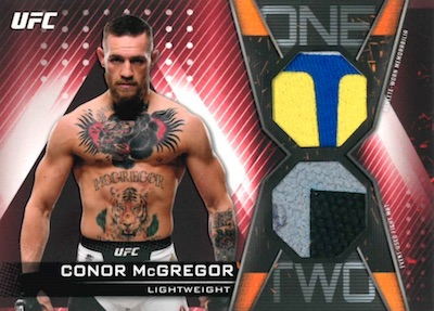 2019 Topps UFC Knockout MMA Cards 7