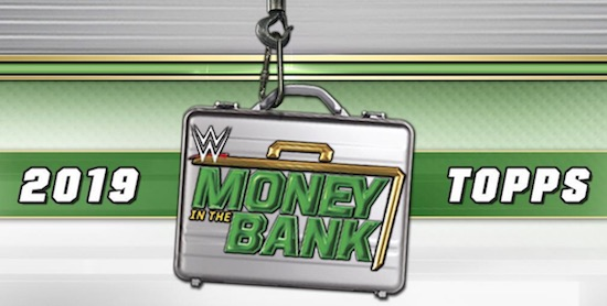 2019 Topps WWE Money in the Bank Wrestling Cards 5