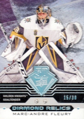 2019 Upper Deck 30th Anniversary Diamond Relics Cards 12