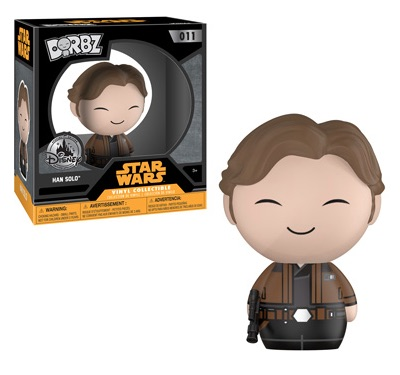 Ultimate Funko Dorbz Star Wars Figures Checklist and Gallery 14