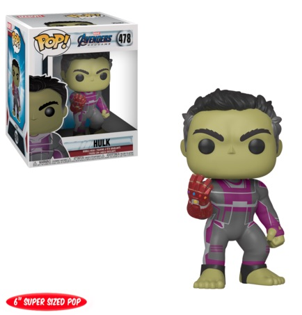 Ultimate Funko Pop Avengers Endgame Figures Gallery and Checklist 25