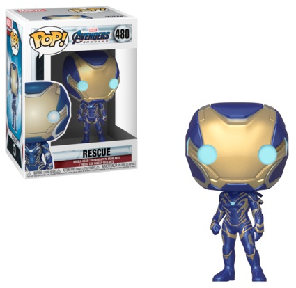 Ultimate Funko Pop Avengers Endgame Figures Gallery and Checklist 27