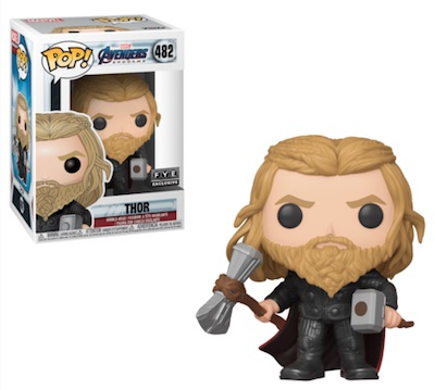 Ultimate Funko Pop Avengers Endgame Figures Gallery and Checklist 29