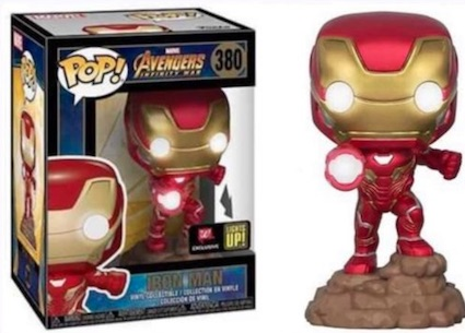 Ultimate Funko Pop Iron Man Figures Checklist and Gallery 28