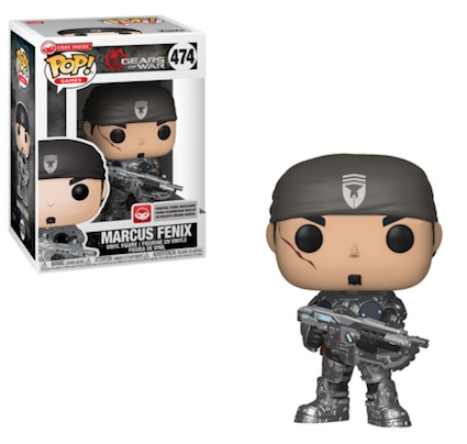 Ultimate Funko Pop Gears of War Figures Guide 19