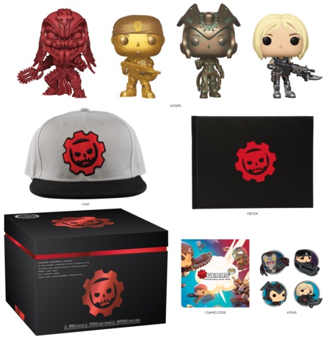 Ultimate Funko Pop Gears of War Figures Guide 29