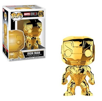 Ultimate Funko Pop Iron Man Figures Checklist and Gallery 26