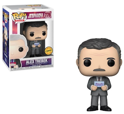 Funko Pop Jeopardy Vinyl Figures 3