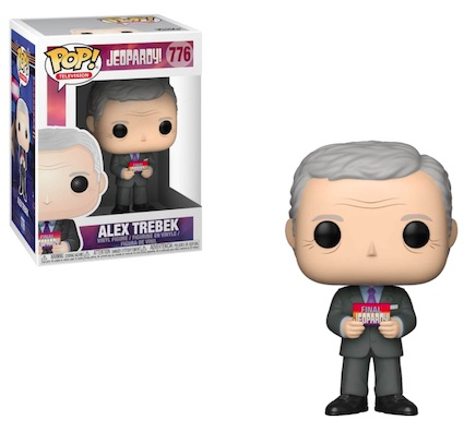Funko Pop Jeopardy Vinyl Figures 2