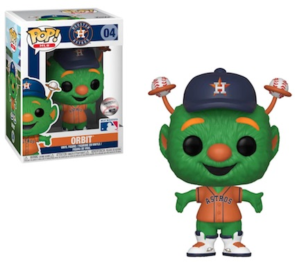 info for 9d999 288c0 Funko Pop MLB Mascots Checklist, Gallery, Exclusives List ...