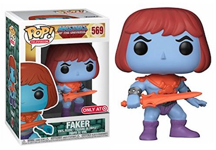 Ultimate Funko Pop Masters of the Universe Figures Checklist and Gallery 23