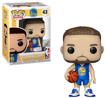 Ultimate Funko Pop Basketball Figures Gallery and Checklist 47