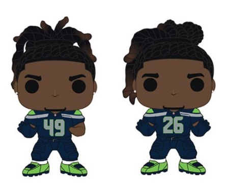 Ultimate Funko Pop NFL Figures Checklist and Gallery 149