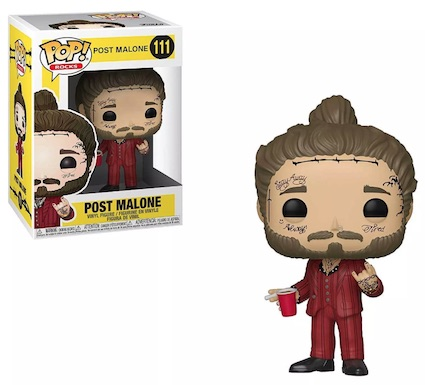 Ultimate Funko Pop Rocks Music Figures Gallery and Checklist 128