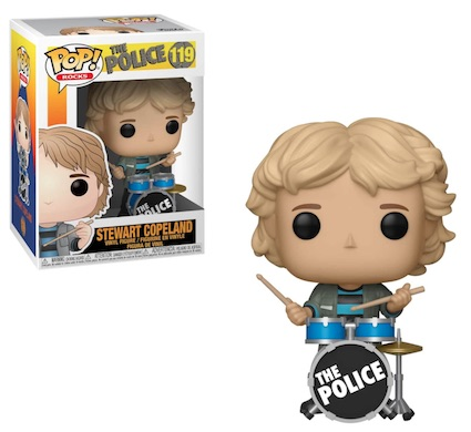 Ultimate Funko Pop Rocks Figures Checklist and Gallery 137