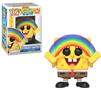 Ultimate Funko Pop SpongeBob SquarePants Figures Gallery & Checklist 13