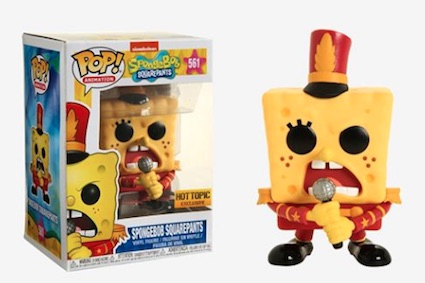 Ultimate Funko Pop SpongeBob SquarePants Figures Gallery & Checklist 17
