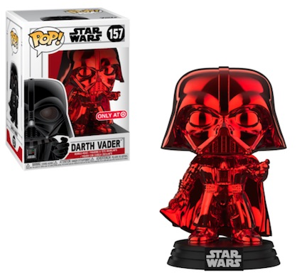 Ultimate Funko Pop Star Wars Figures Checklist and Gallery 196