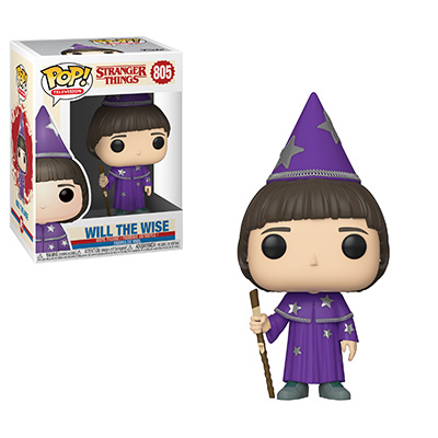 Ultimate Funko Pop Stranger Things Figures Checklist and Gallery 65