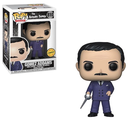 Funko Pop The Addams Family Vinyl Figures 3