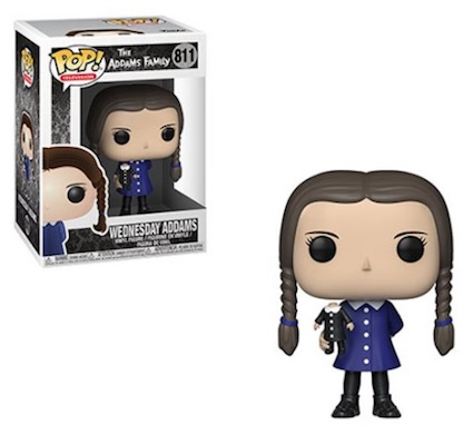Funko Pop The Addams Family Vinyl Figures 4