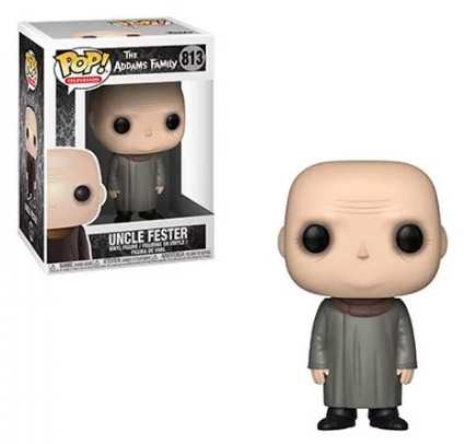 Funko Pop The Addams Family Vinyl Figures 7